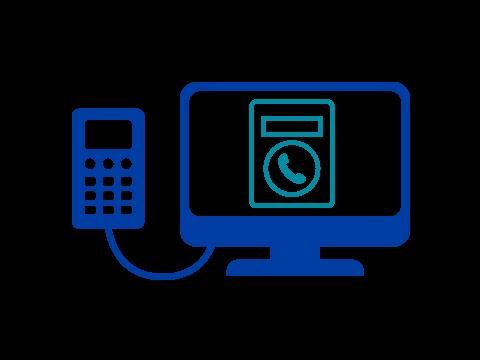 パソコン電話(ソフトフォン)