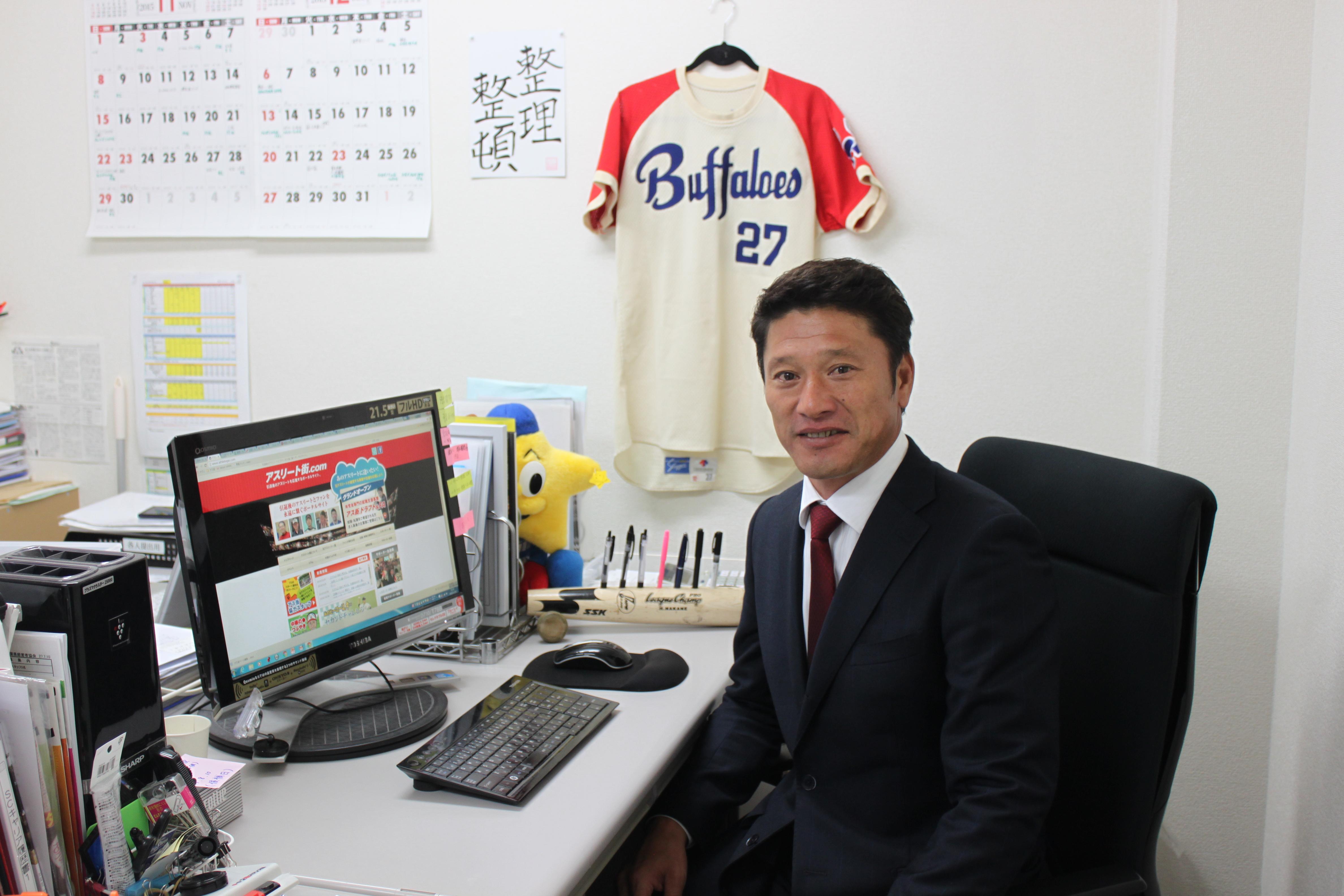 MOT/PBXを導入頂いた株式会社ジェイアイエヌ27の代表取締役 中根 仁 様
