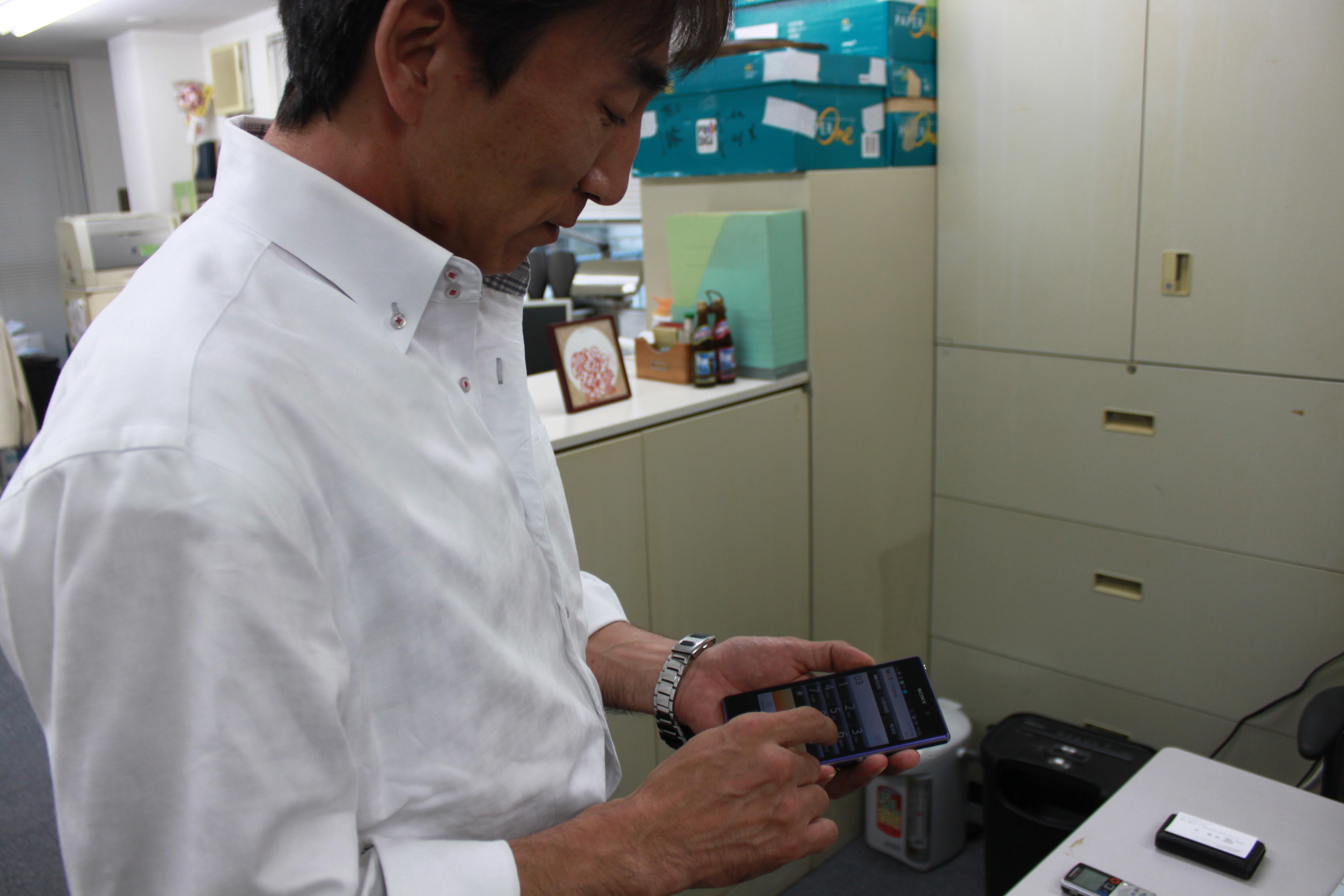 MOT/PBX導入頂いた株式会社ベストデザインの代表取締役 社長 黒瀬 匠 様