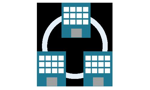 拠点間接続用SIPサーバ