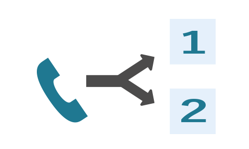 受電数削減や顧客満足度の向上が可能な機能IVR