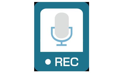 聞きな違いや聞き漏らし等を防ぎ顧客満足度の向上や訴訟リスクの軽減が可能な通話録音
