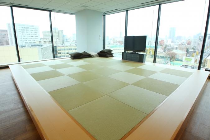 mixi畳の部屋