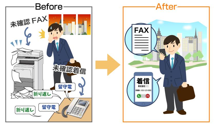 物件情報のFAXを自動データ化