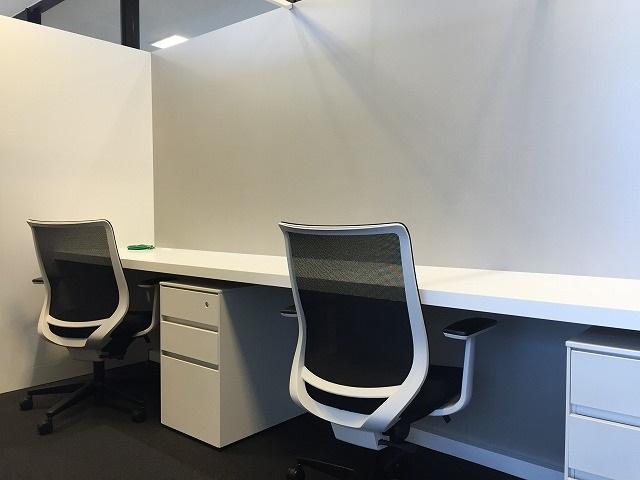 レンタルオフィス実例:オフィスタイプ