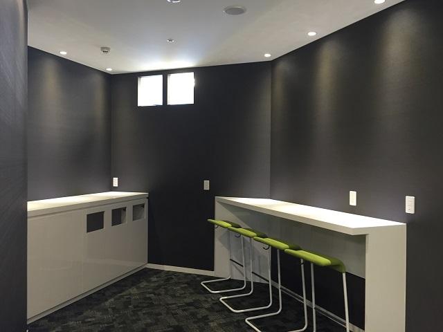 レンタルオフィス実例:フリースペース