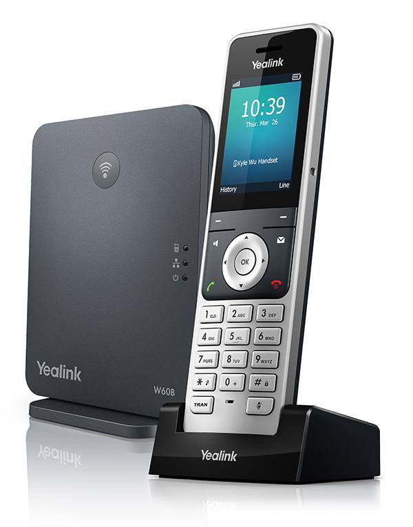 Yealink IP固定電話機W60-P