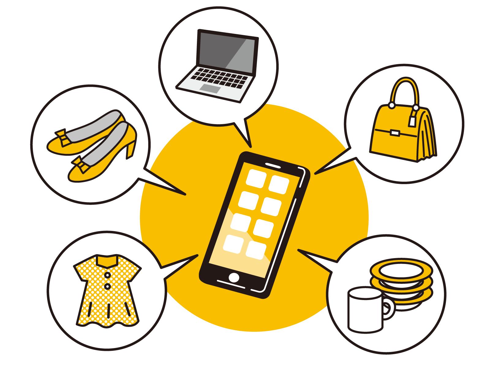 通信販売業における電話業務
