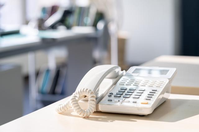 電話・ビジネスフォン工事